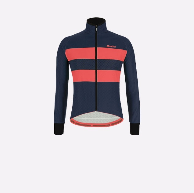 Best Cycling Jersey-Santini Winter Jersey 2021
