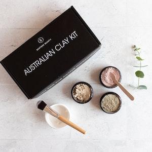 Caim & Able Australian Clay Beauty Kit 2021