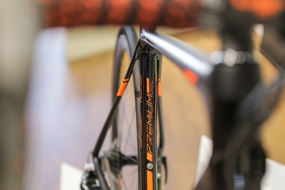 solace premium disc seat tube