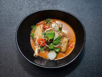Thai Red Duck Curry (Gf)