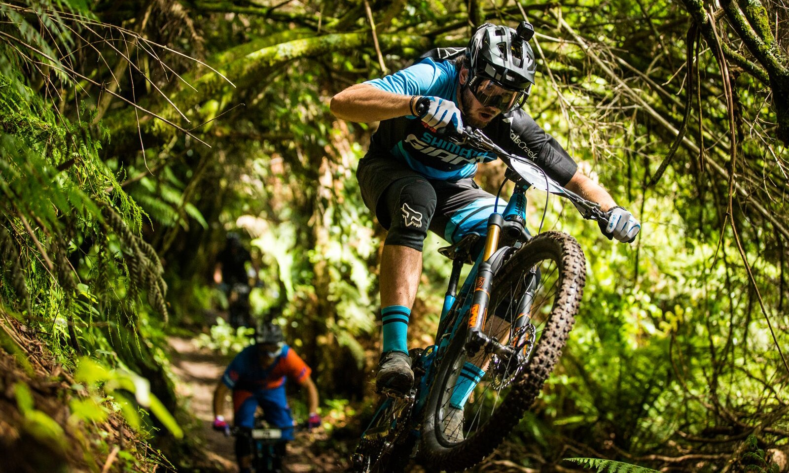Evolution of Enduro Mountain Bike Racing