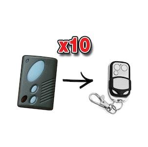 Remote Pro Gliderol Compatible Remote x 10