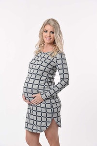 Sprout Maternity Manhattan Shift Dress