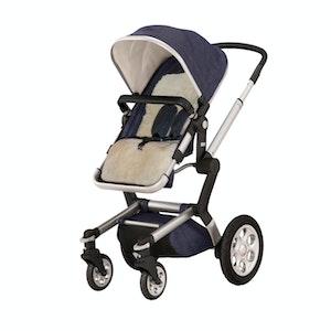 Babyrest BabyComfort Pram Liner - Lambskin.