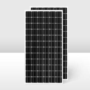 2X 250W 12V Mono Solar Panel Kit