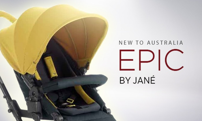 The Epic by Jané...what is it about the EPIC that gets our attention?