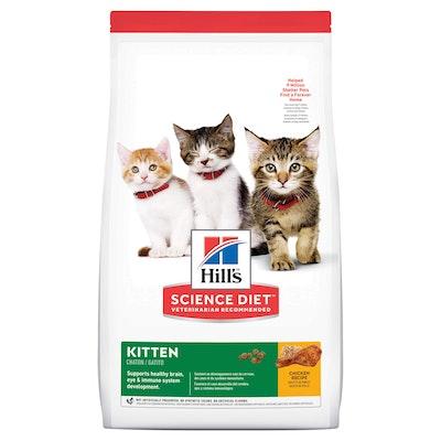 Hills Hill's Science Diet Kitten Chicken Dry Cat Food