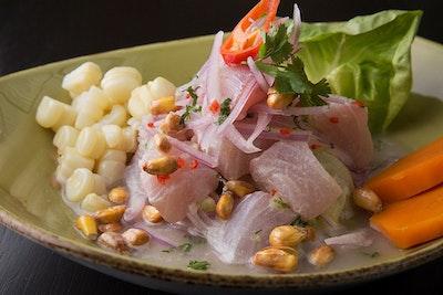 Online Peruvian Cooking Classes Menu de la costa