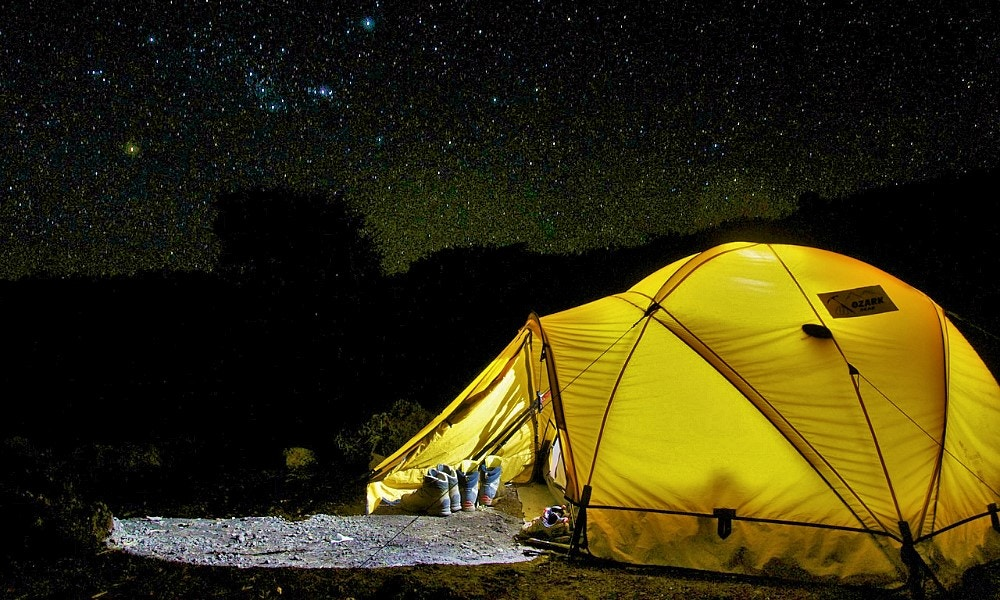 7 Ways to Make your Camping Holiday Unforgettable