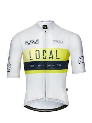 Pedla Team / LunaLUXE Jersey - Off White