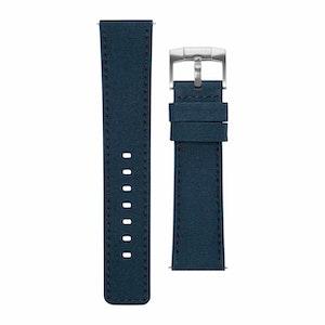 Bausele Oceanmoon IV Strap - Blue Plastic - 22mm