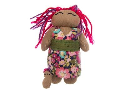 Milia Simielli Tiny Birthing Doll