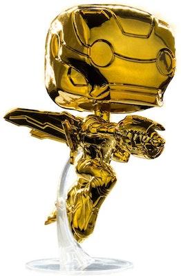 Funko Pop! Vinyl Marvel Iron Man - Gold Chrome #285