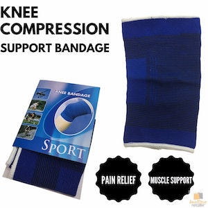 Boutique Medical Knee Support Brace Bandage Compression Wrap Protector Pain Relief Sport Guard