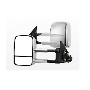 Towing Mirrors Extendable For Nissan Patrol Gu Y61 1997