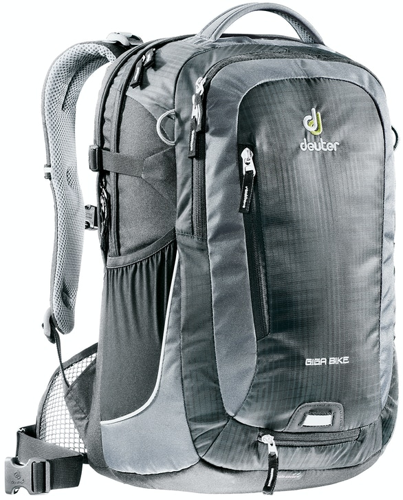 DEUTER BP GIGA BIKE BLACK/GRAN, Backpacks