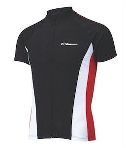 Comfortfit Jersey Black/Red XL BBW-117