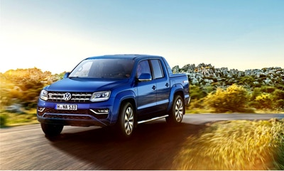 Volkswagen Amarok Adventura powers up with V6 diesel and ecoComfort electrically adjustable front seating