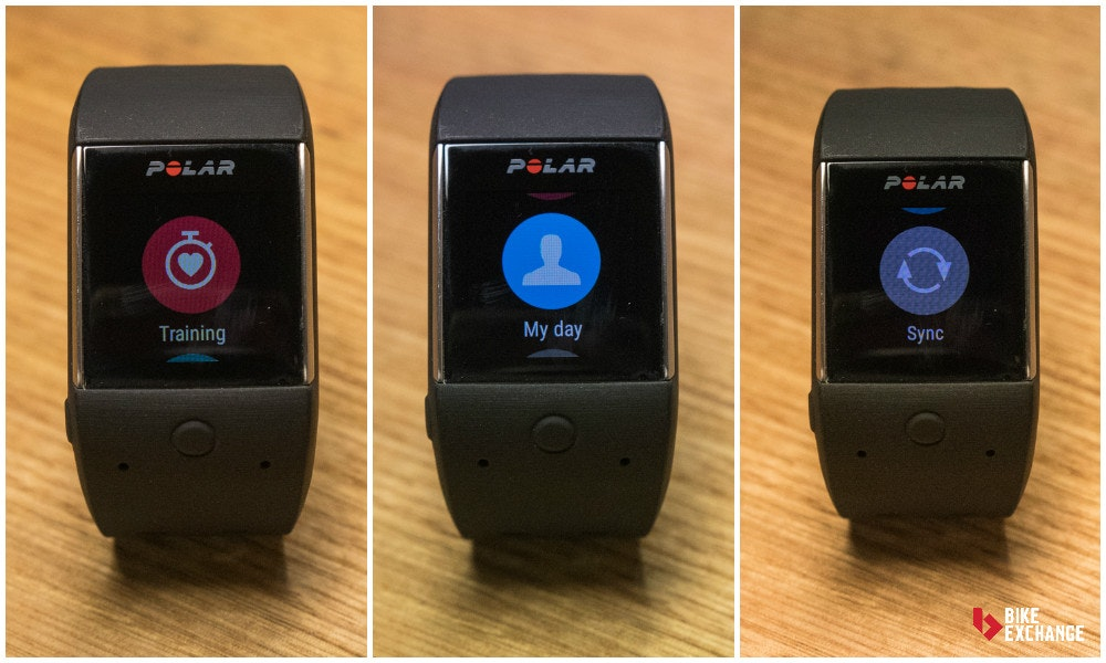 polar m 600 gps sports watch review training mode