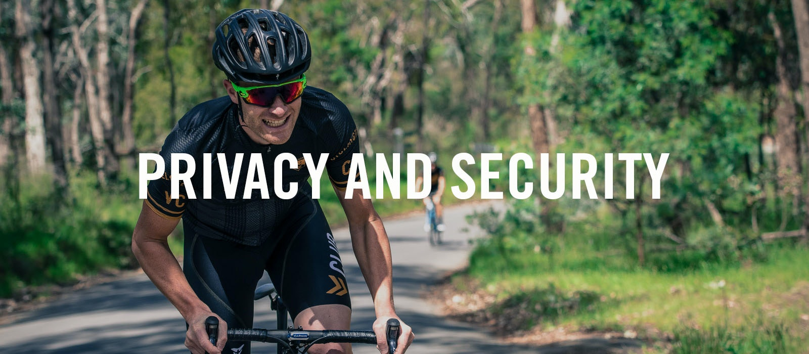Privacy & Security on The Cycling Emporium