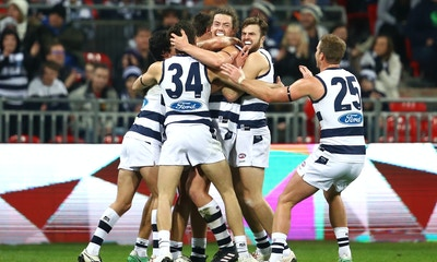 AFL Season 2018; Geelong Football Club Hospitality