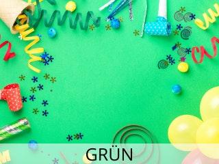 gruen-dekoration
