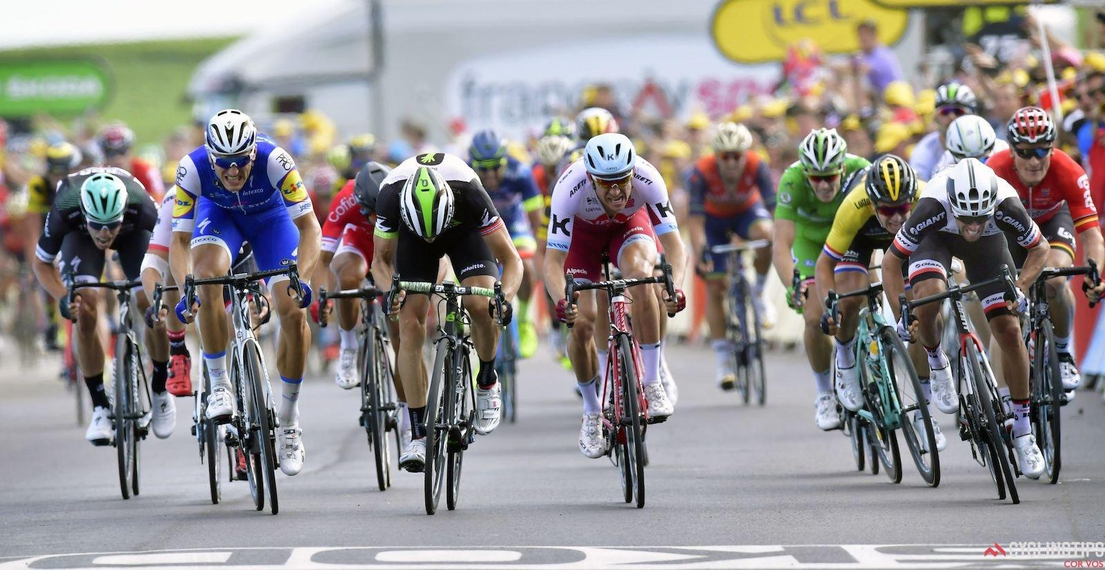 Tour de France 2017: Stage Seven Race Recap