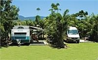 Shady sites BIG4 Adventure Whitsunday