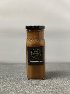 Caramel + Sea Salt Sauce Jar