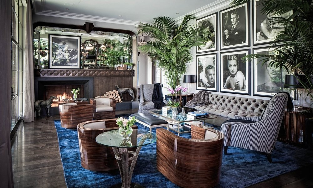 Art Deco Interior Design Style