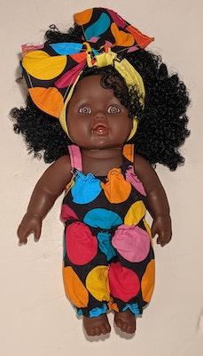 Designed by Florence Nandi Eno Doll