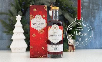 Blood Orange & Japanese Yuzu Ginfusion Limited Christmas Edition