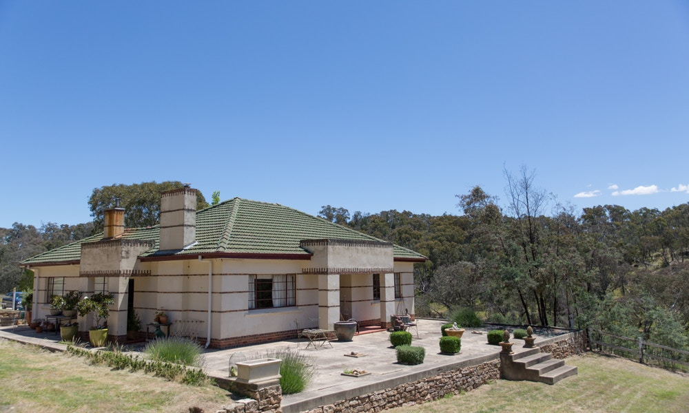 An Art Deco Delight In The Country