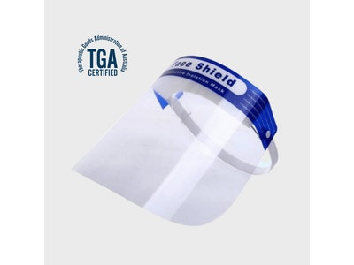 Face Shields (12 Pack)