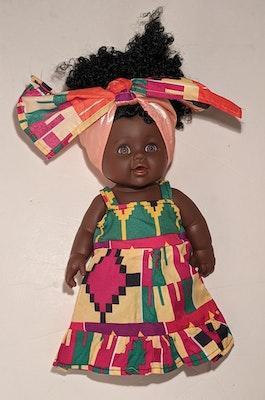 Designed by Florence Imani Ima Doll