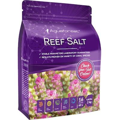 Aquaforest Reef Salt 2kg Aqua Forest