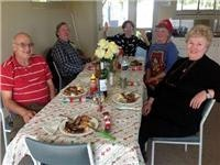 GSA Southern Division team  Barwon Heads Christmas lunch
