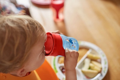 From Sippy to Regular Cup: Transitioning Toddler Drinking Habits