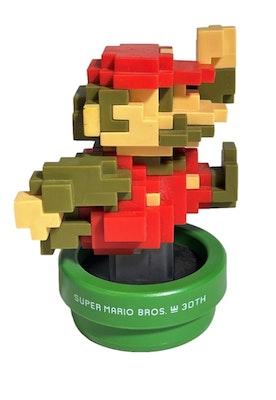 Nintendo amiibo.   Mario Bros 30 anniversary