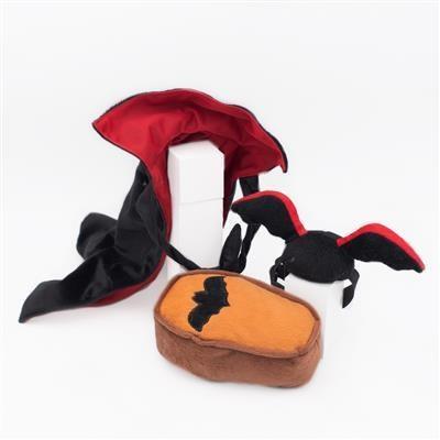 Zippy Paws Halloween Costume Kit - Dracula