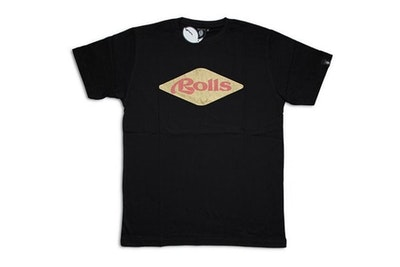 Selle San Marco T-Shirt Rolls Black Black