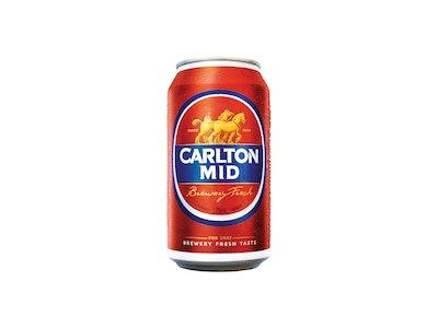 Carlton Mid Can 375mL