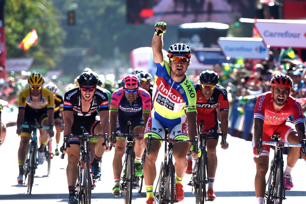 Sagan Vuelta stage 3