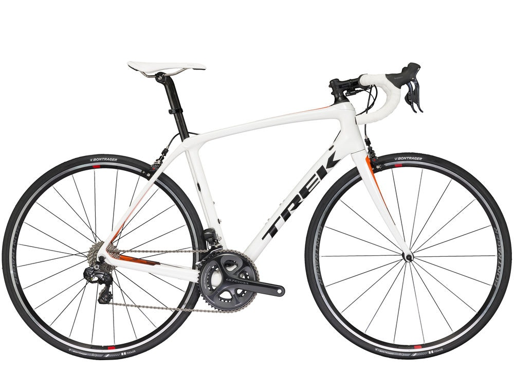 fullpage Trek Domane SLR 7 2017 Road Bike BikeExchange 1