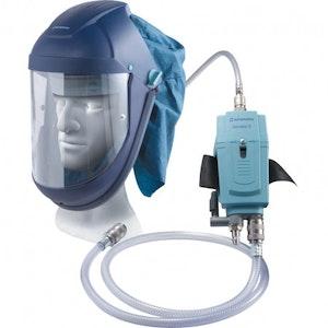 Sperian Air Fed Mask
