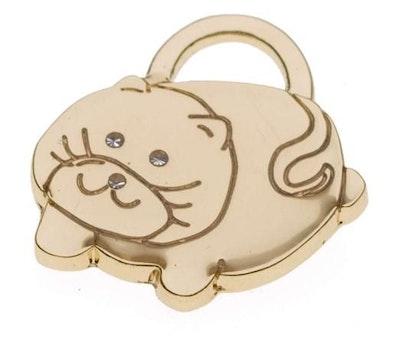 Hamish McBeth Mini Fat Cat Pet ID Tag