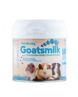 Pet Buddies PetsBuddy GoatsMilk Formulated Guinea Pig Replacement