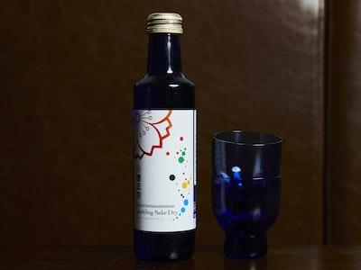 Sakuramasamune Sparkling Sake 200ml