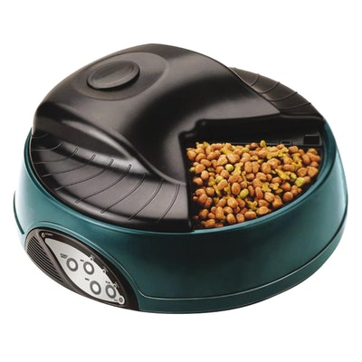 Prestige Pet Products Prestige Pet Automatic Pet Feeder for Cats & Dogs Model PF-04