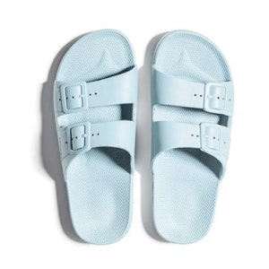 FREEDOM MOSES SLIDES - BABY BLUE